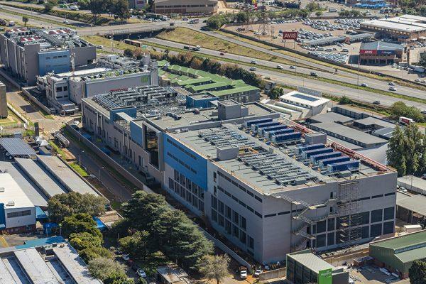 Teraco JB3 Data Centre Isando Campus_210510_1326