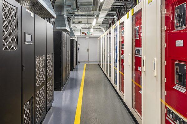 Teraco's hyper-connected data centre facility